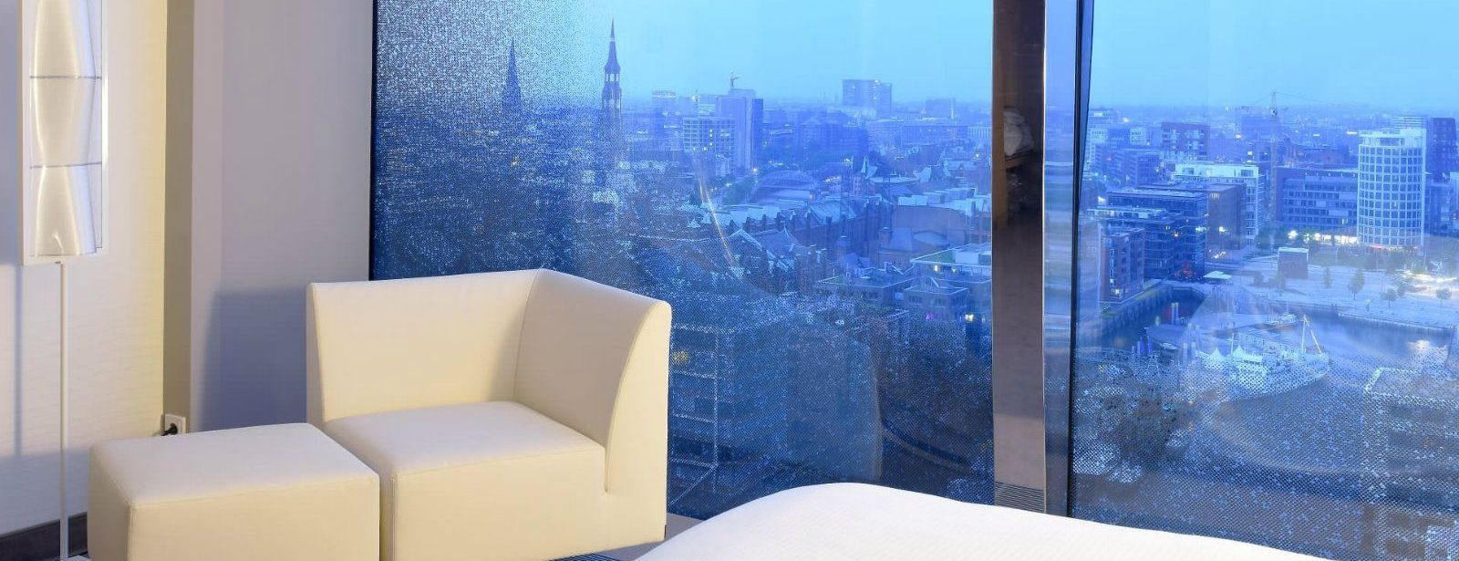 The Westin Hamburg Hotel - Stunning views of Hamburg