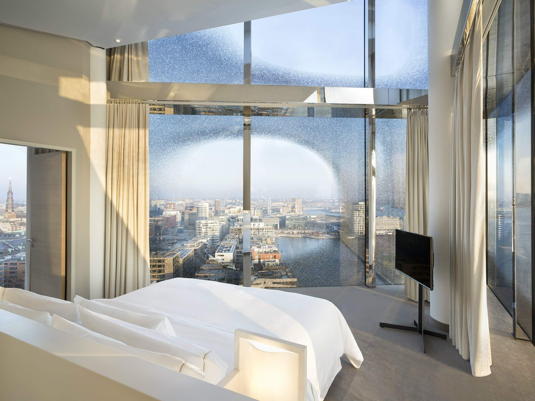 The Westin Hotel in Hamburg, Elbphilharmonie