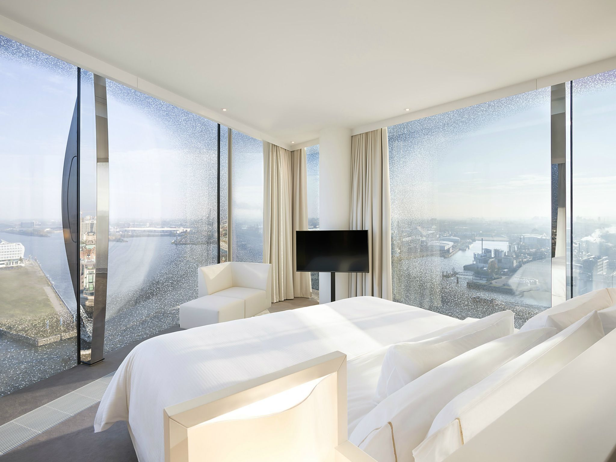 Horizont Luxus Suite in Hamburg - Westin Hotel