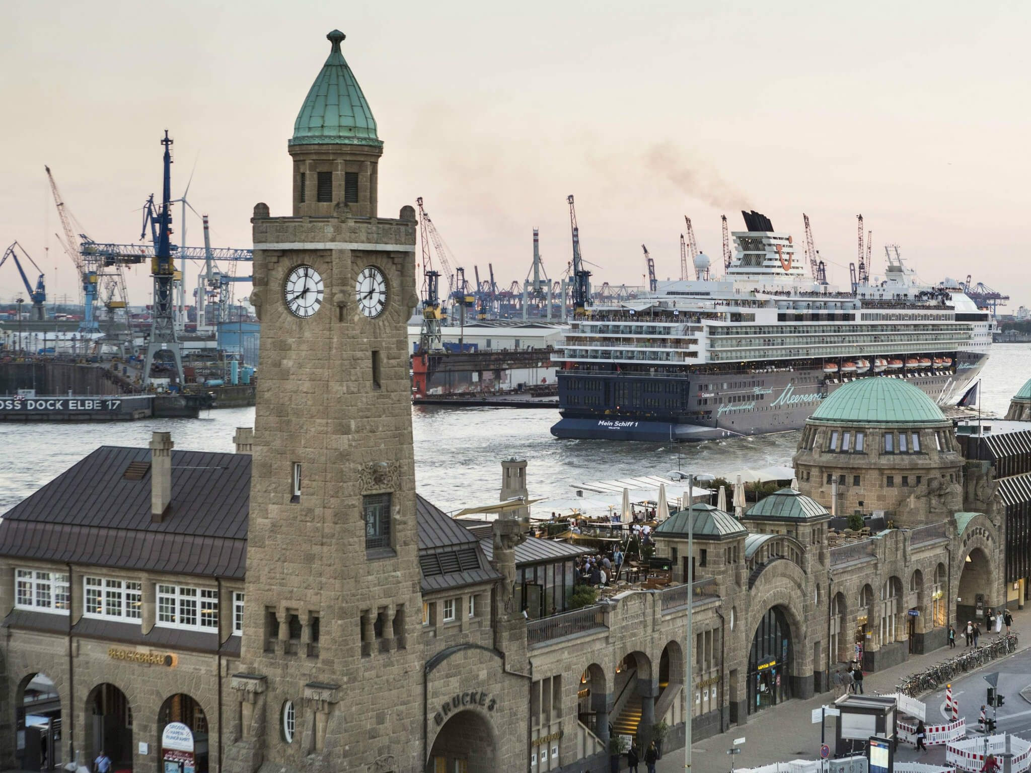What to do in Hamburg - holiday - the Westin Hamburg