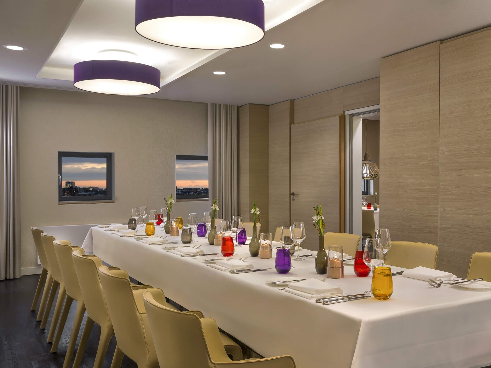 The Westin Hamburg - Private Dining - The Saffron Restaurant