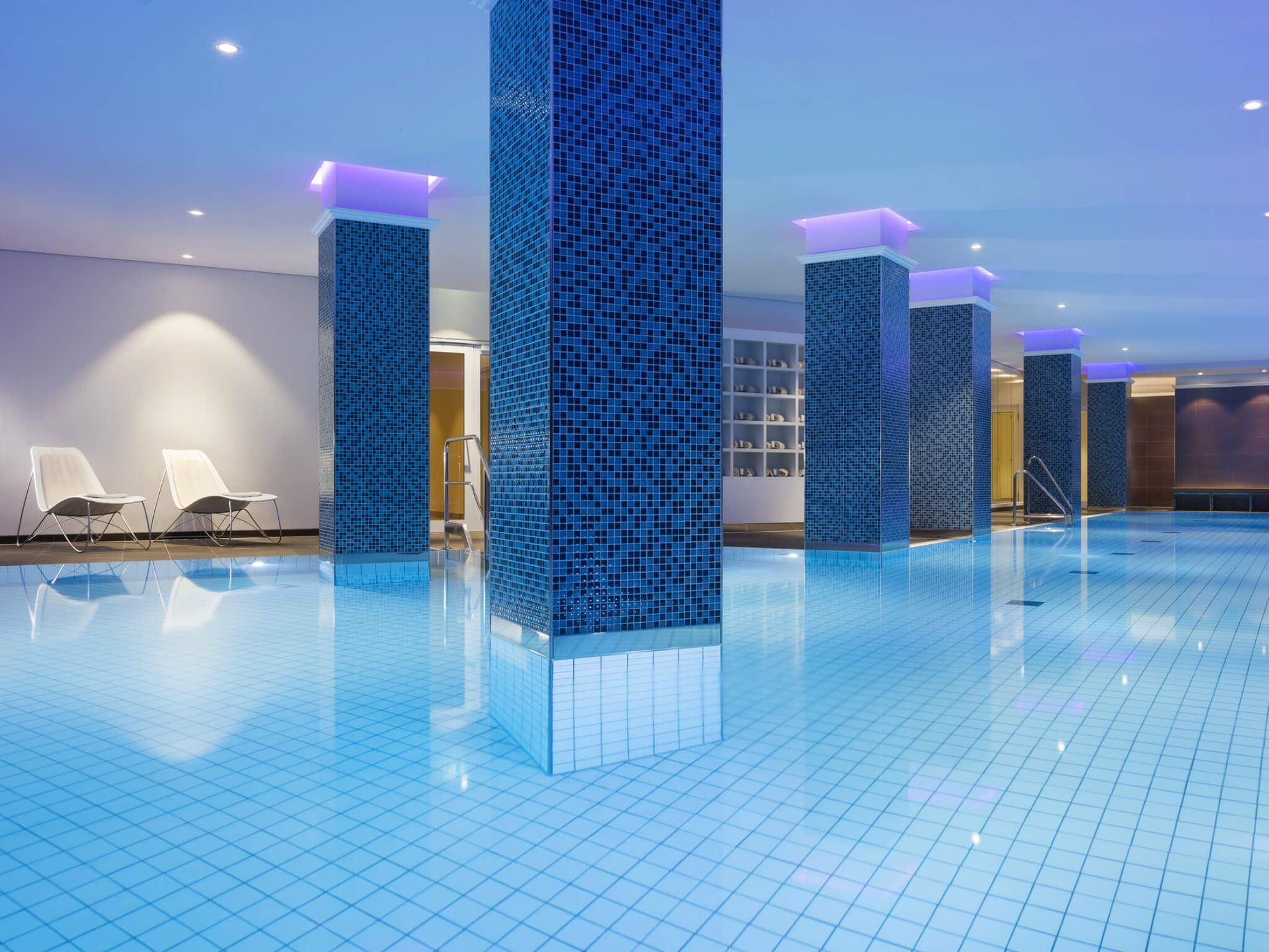 Fitness, Spa and Wellness in Hamburg - Westin Hamburg Hotel