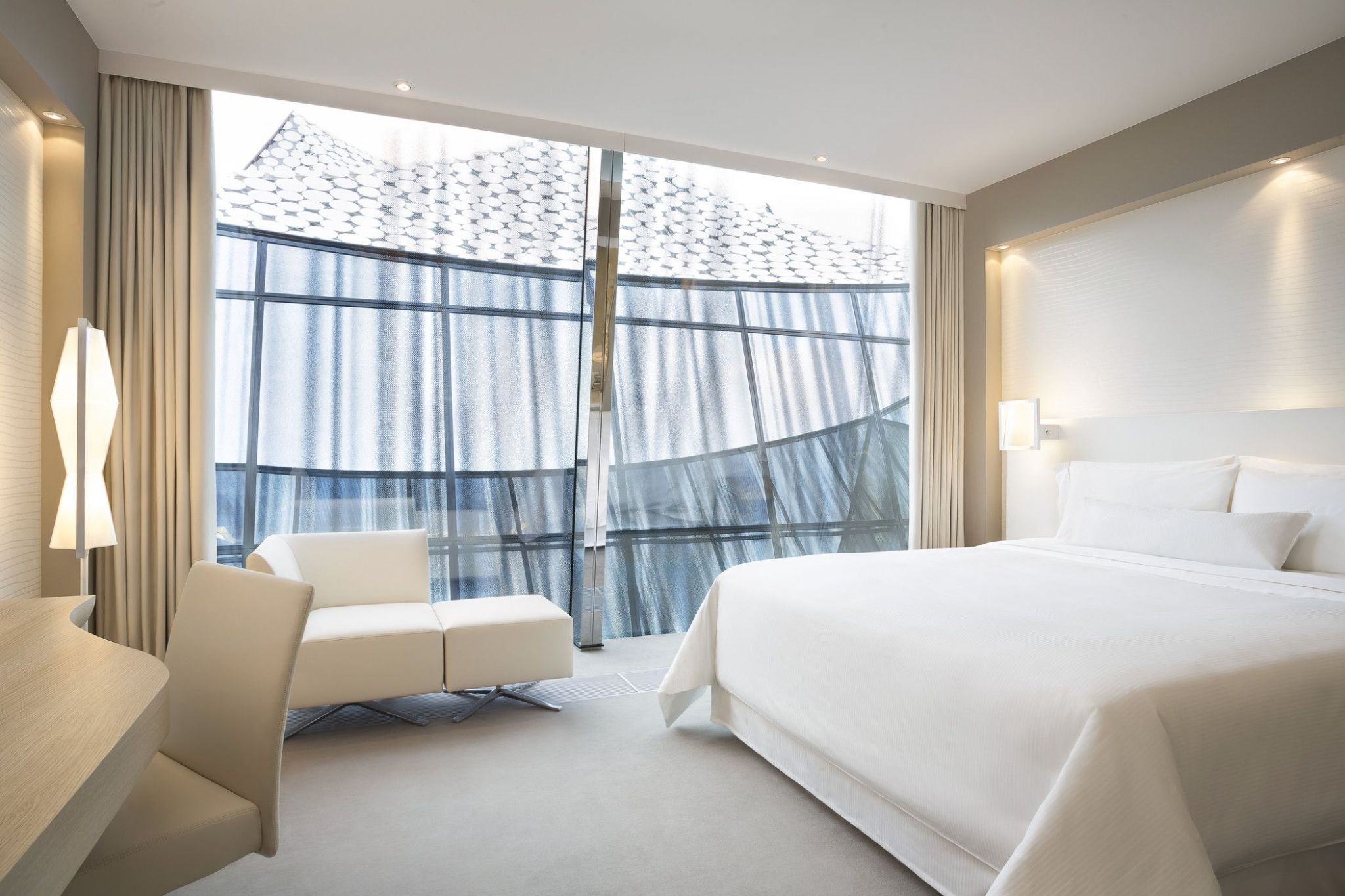 Accommodation in Hamburg, Elbphilharmonie